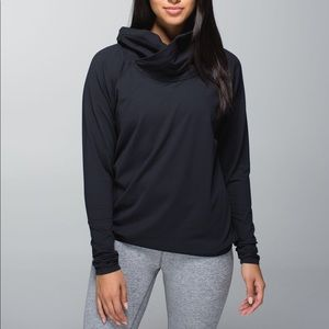 Lululemon Black Healthy Heart II Pullover